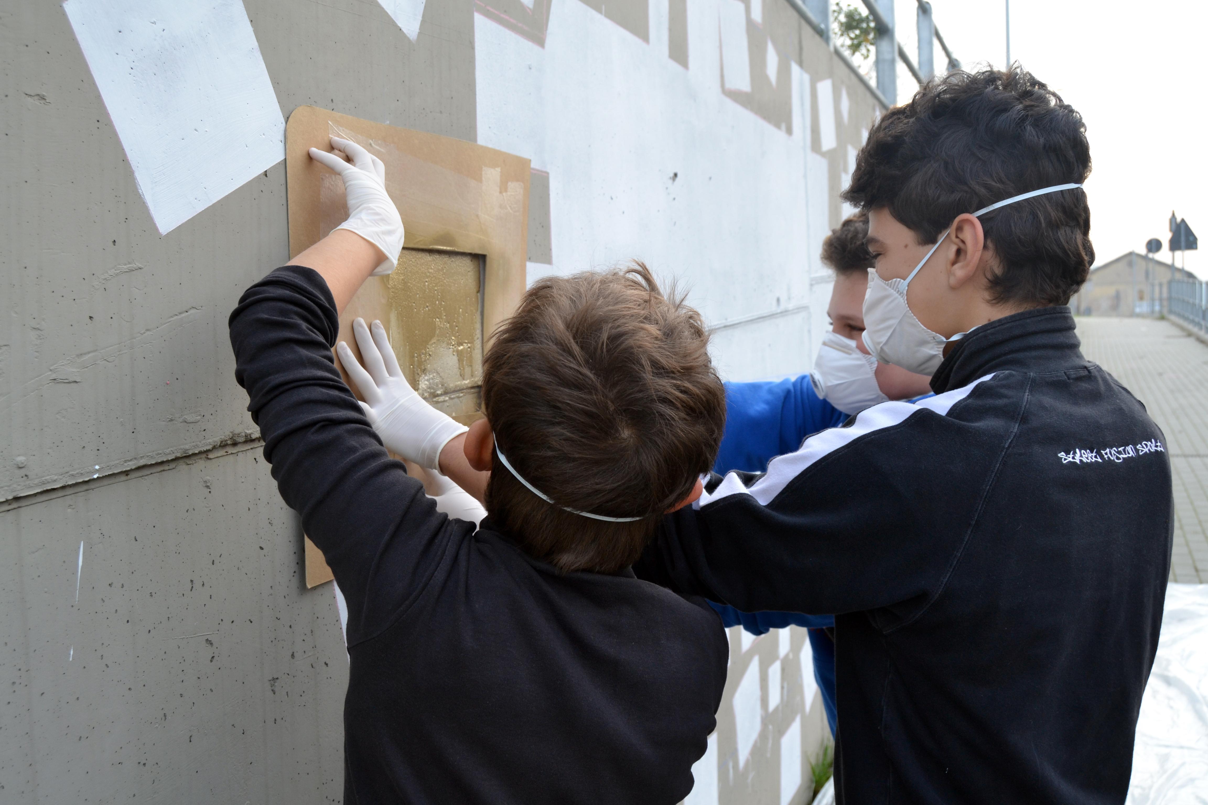 Murales Centro Giovani