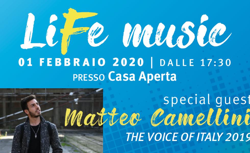 Matteo Camellini MUSIC Castellarano