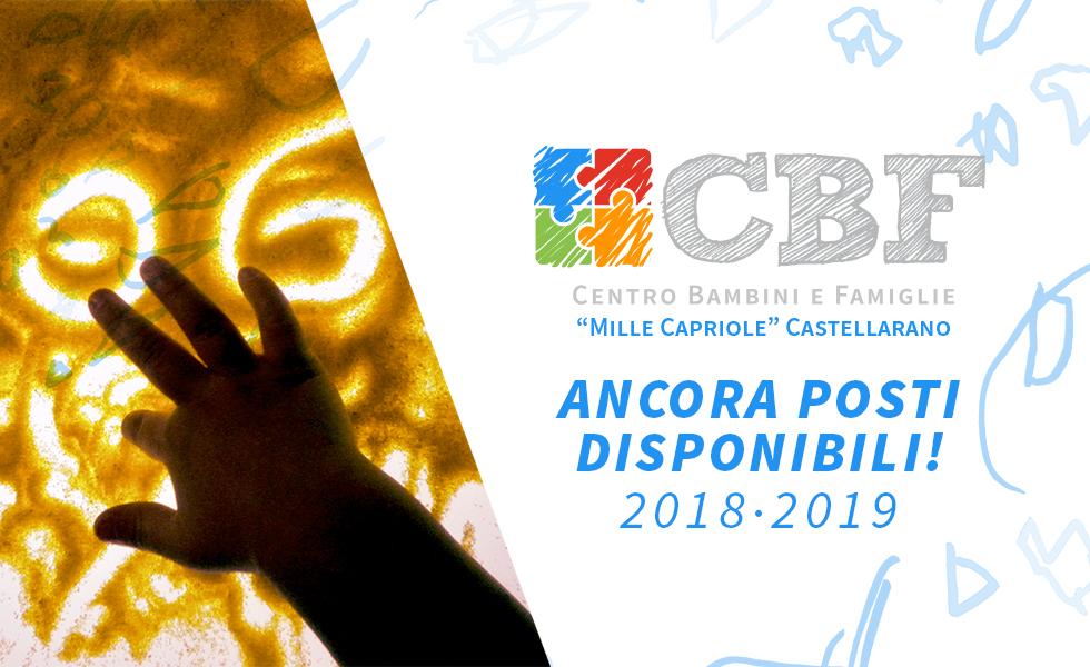 """CBF """"Mille Capriole"""" a Castellarano 2018/2019"""