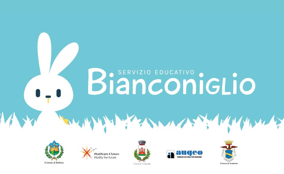 """Servizio Educativo """"Bianconiglio"""" – bambini 3-5 anni"""