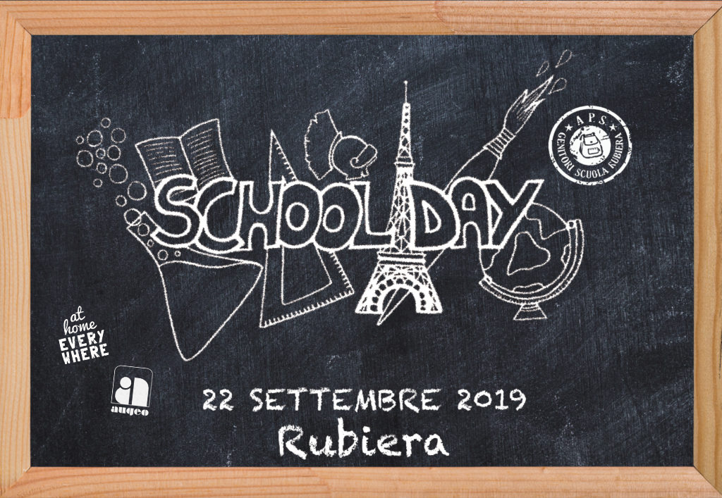 School Day 2019: Augeo e AHE ci saranno!