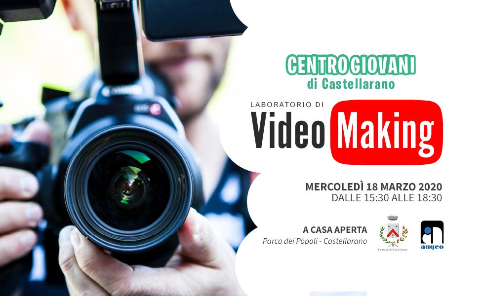 Centro Giovani di Castellarano – Videomaking