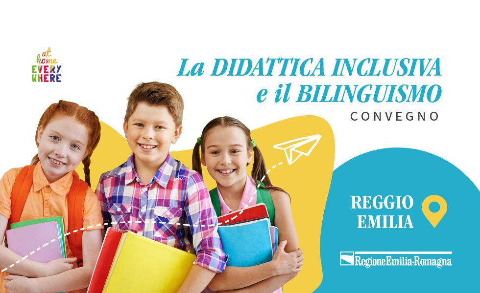 """Convegno """"La didattica inclusiva e il Bilinguismo"""""""
