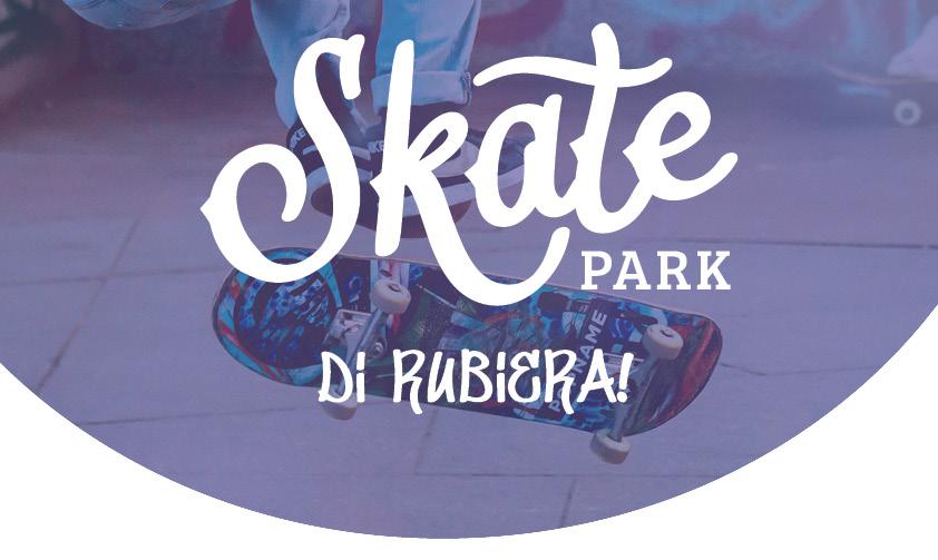 Inaugurazione Skate Park a Rubiera!