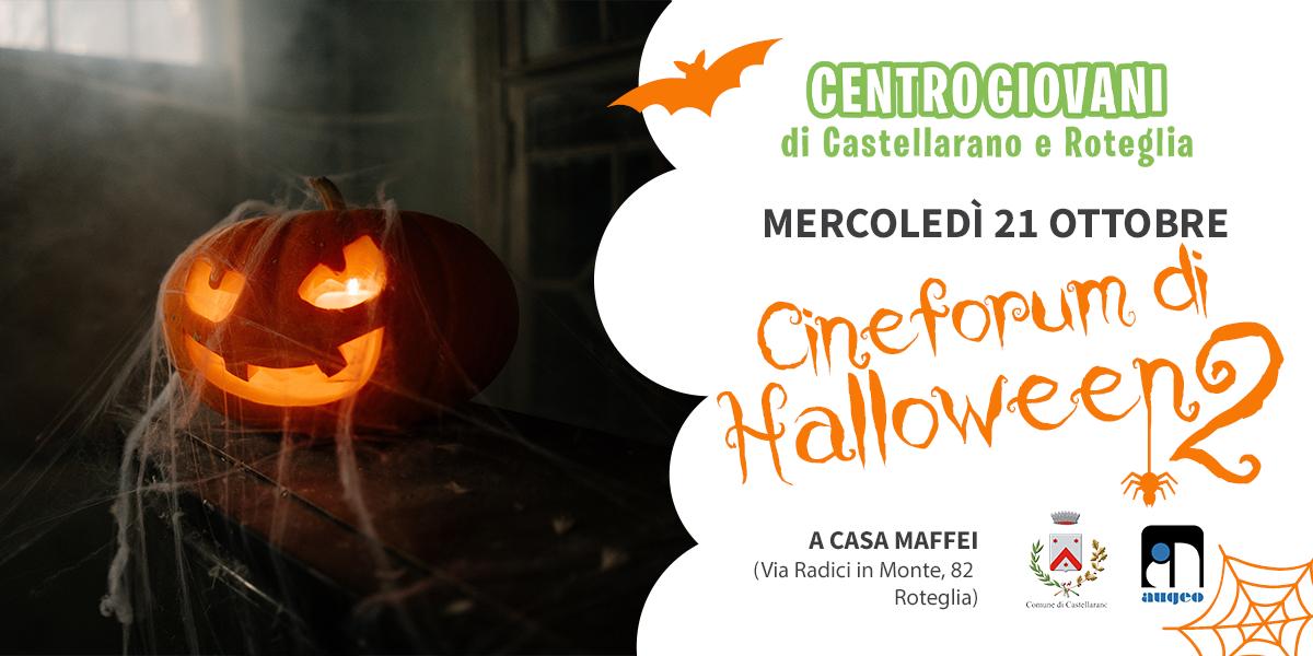 Centro Giovani di Castellarano | Cineforum di Halloween 2