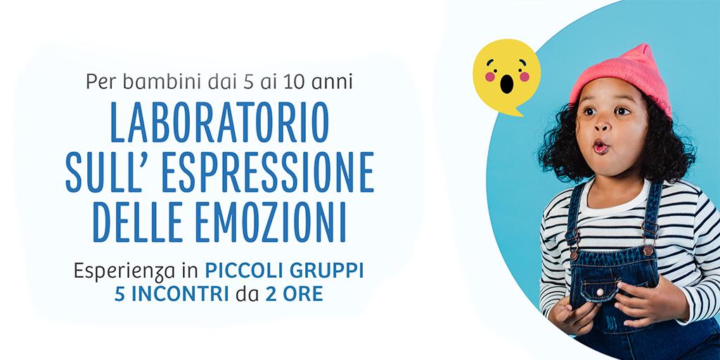 Laboratorio sull'Espressione delle Emozioni